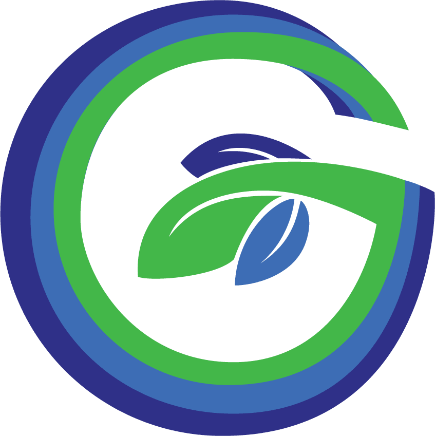 Go Green Garland Logo